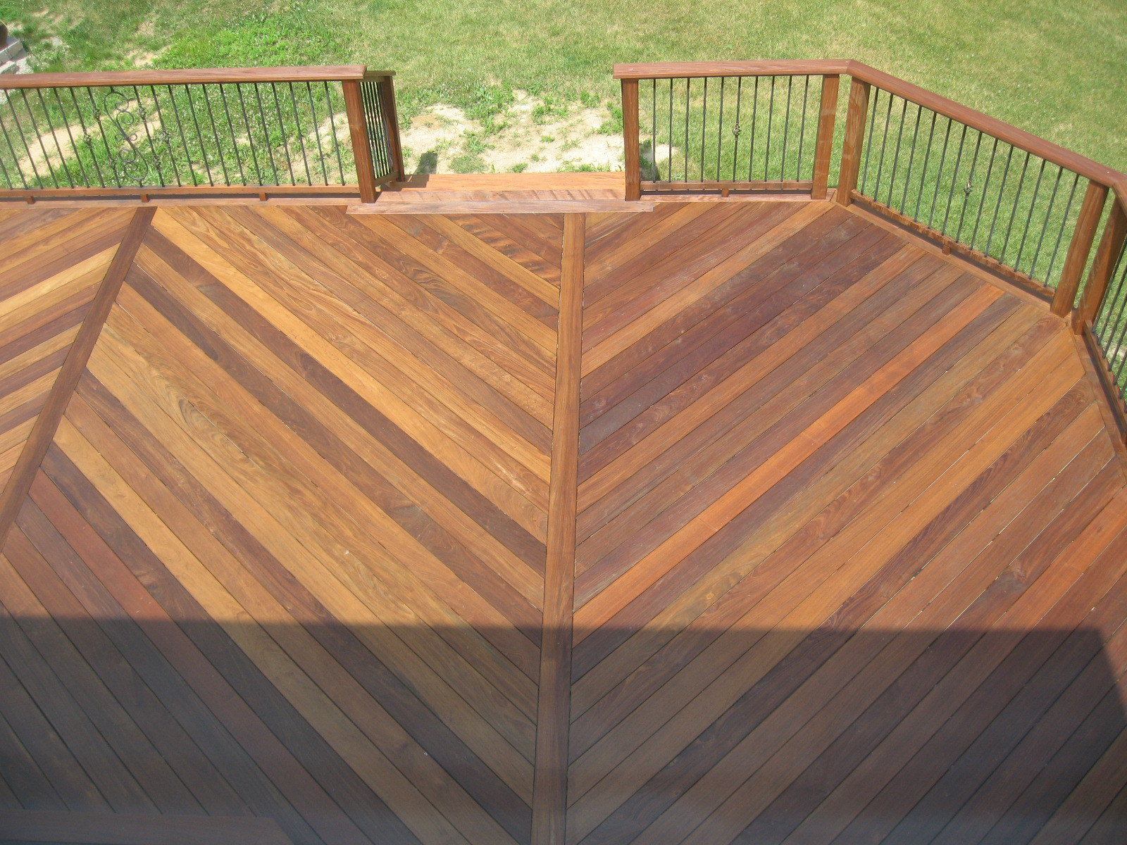 Color Variation Of Ipe Decking Edeck Inc Blog
