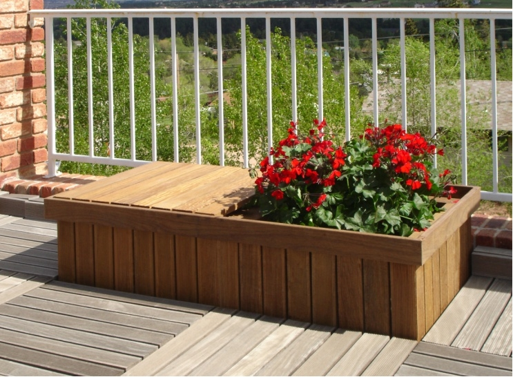 Where To Buy Ipe Planters Ipe Storage Boxes And Ipe Deck
